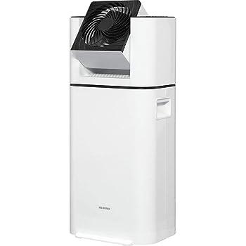 アイリスオーヤマ 衣類乾燥除湿機 スピード乾燥 サーキュレーター機能付 デシカント式 ホワイト IJD-I50