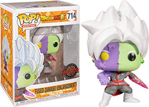Funko POP! Animation: Dragon Ball Z - Fused Zamasu [Enlargment] #714 Exclusive