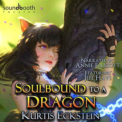 Soulbound to a Dragon cover art