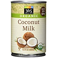 365 Everyday Value Organic Coconut Milk, 13.5 oz