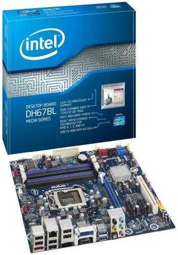 Intel Desktop Board Media Series LGA 1155 DDR 1333 Micro-ATX Form...