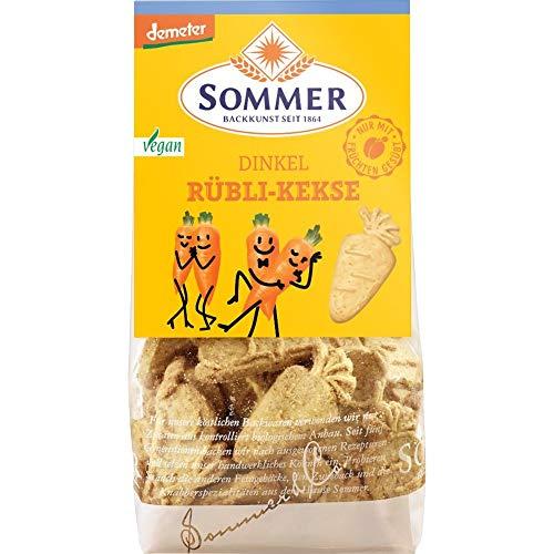 Sommer & Co. Bio Demeter Dinkel Rübli, vegan (1 x 150 gr)