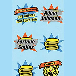 Fortune Smiles audiobook cover art