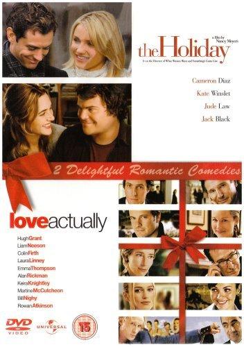 Holiday/Love Actually [Reino Unido] [DVD]
