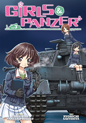 Girls & Panzer 3
