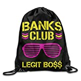 Stringiing Drawstring Bag Sasha Banks Club