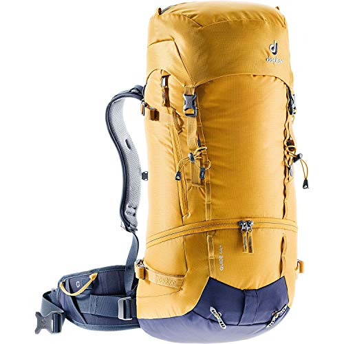 Deuter Guide 44+ - Robust and Functional Alpine Backpack for Mountain Climbing, Ski Tours and Expeditions
