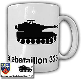 PzArtBtl 2 Panzerartilleriebataillon Hessisch Lichtenau BW Wappen Tasse #17539