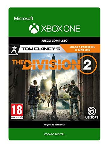 Tom Clancy's The Division 2: Standard Edition  | Xbox One - Código de descarga