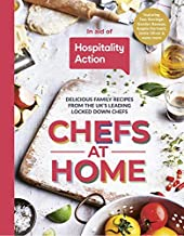 Chefs at Home: 54 chefs share their lockdown recipes in aid of Hospitality Action