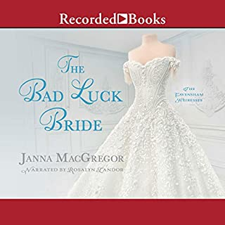 The Bad Luck Bride audiobook cover art