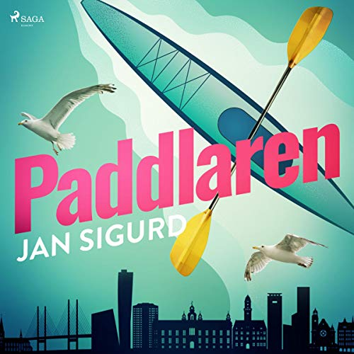 Paddlaren audiobook cover art