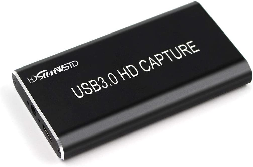 HDMI to USB 3.0 Type-c Full Wholesale Car HD Audio Surprise price Grabber Video Live