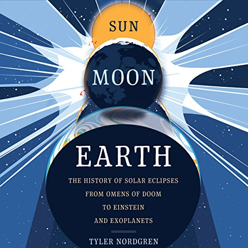 Sun Moon Earth audiobook cover art