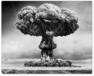 AK Wall Art Atomic Bomb Explosion Nuclear Mushroom Cloud Vinyl Sticker - Select Size