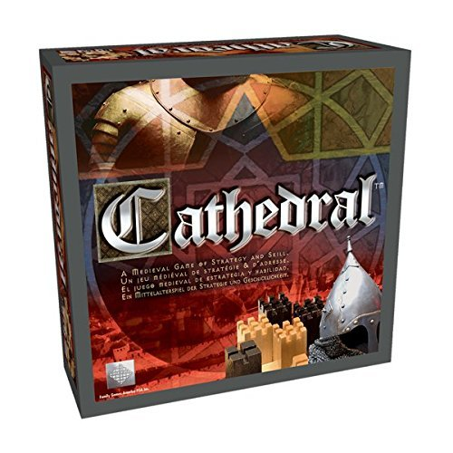 Family Games Cathedral Spiel