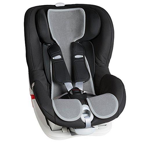 Air Cuddle Cool Seat siège auto Gr.1 respirant Gris clair Moon