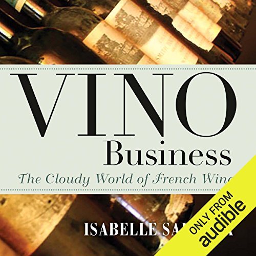 Vino Business audiobook cover art