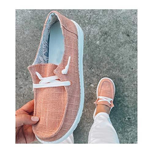 ZIJ 2021 Mujeres Zapatillas de Deporte Zapatos de Lona de Leopardo sólido Zapatillas de Deporte de Zapatillas de Deporte de Mujer con Cordones de Primavera para Arriba para Mujer Zapatos Planos