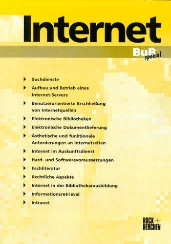 Internet BuB special: Grundlagen - Technik - Anwendungen