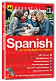 AA Essential Spanish -