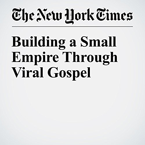 Building a Small Empire Through Viral Gospel audiobook cover art