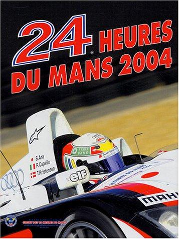 24 Heures du Mans 2004
