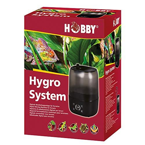 Hobby 37249 Hygro System - Digitale Benebelungsanlage für Terrarien