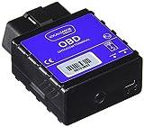 Sherlog LOC-OBD - Sistema de localización GPS con Acceso a App, Color Negro