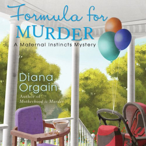 Formula for Murder audiobook cover art