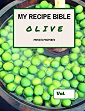 My Recipe Bible - Olive: Private Property