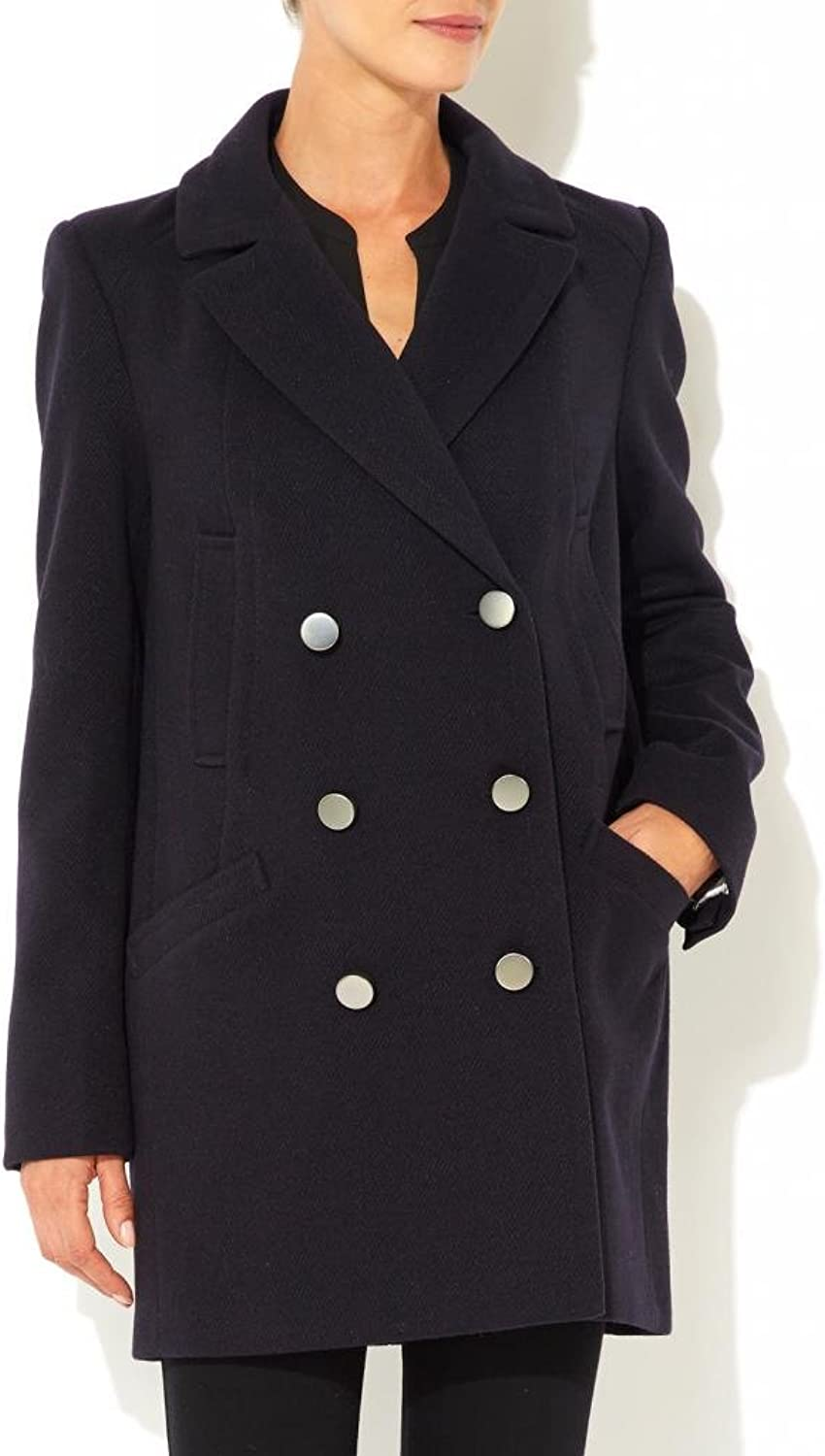 Anastasia Women`s Winter Double Breasted Coat