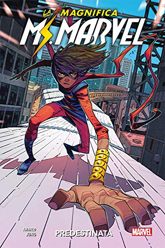 La Magnifica Ms. Marvel N° 1 - Predestinata - Marvel Collection - Panini Comics - ITALIANO #MYCOMICS