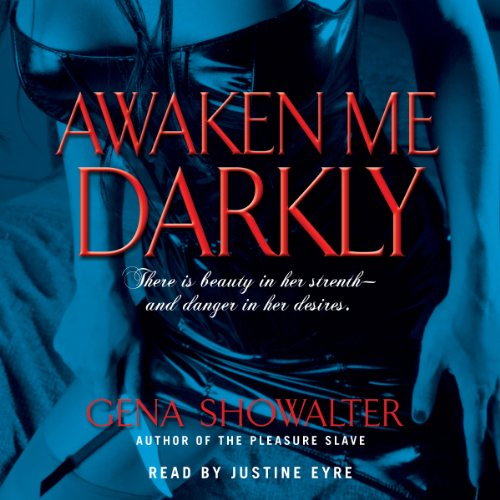 Awaken Me Darkly audiobook cover art