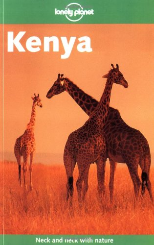Image OfLonely Planet Kenya