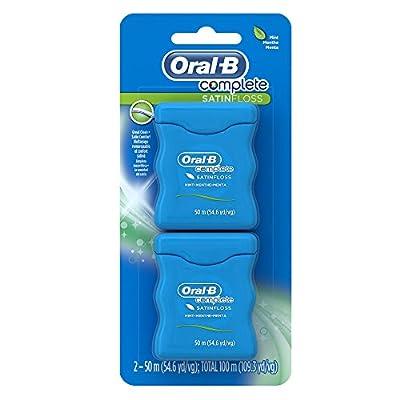 Oral-B Complete Satin Dental