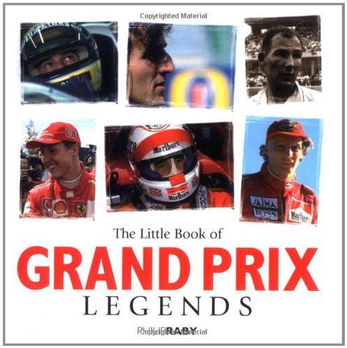 The Little Book of Grand Prix Legends