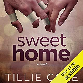 Sweet Home audiobook cover art