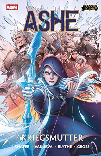 League of Legends: Ashe - Kriegsmutter