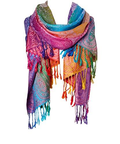 Fashion Women's Silk Scarf Luxury S…