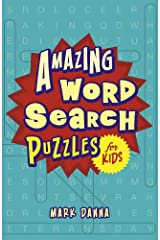 Amazing Word Search Puzzles for Kids Paperback