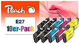 Peach Pack de 10 cartuchos de