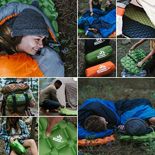outdoorsman lab sleeping pad specs