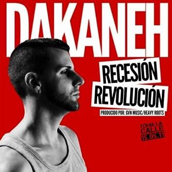 Recesión Revolución
