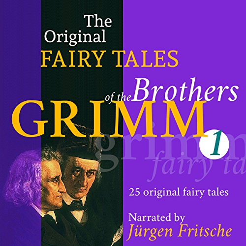 25 Original Fairy Tales audiobook cover art