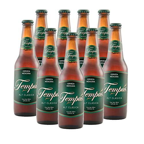 Cerveza Artesanal Tempus Clásica 24 Pack Botella 355 ml