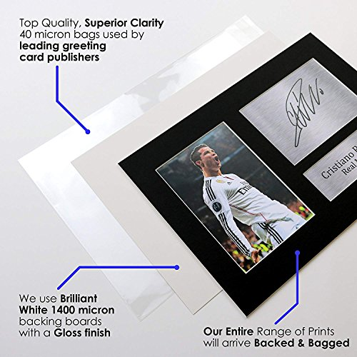 HWC Trading A4 Geoff Hurst England Gifts Printed Signed Autograph Picture for Fans and Supporters - A4