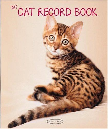 My Cat Record Book