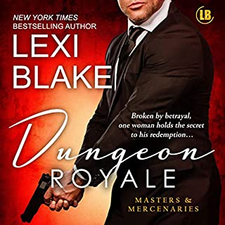 Dungeon Royale     Masters and Mercenaries, Book 6              Written by:                                                                                                                                 Lexi Blake                               Narrated by:                                                                                                                                 Ryan West                      Length: 13 hrs and 36 mins     Not rated yet     Overall 0.0