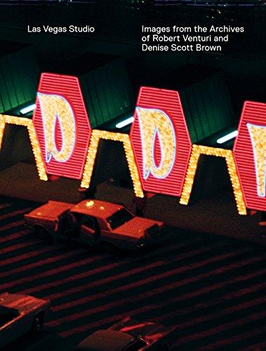 Las Vegas Studio: Images from the Archive of Robert Venturi and Denise Scott Brown ✅